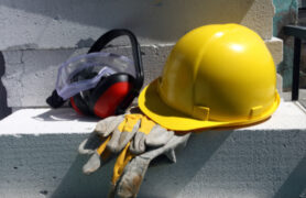 CITB PPE safety gear