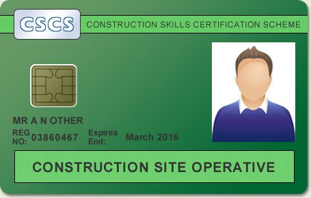 What Are The Benefits Of Having A Cscs Card Sams Ltd