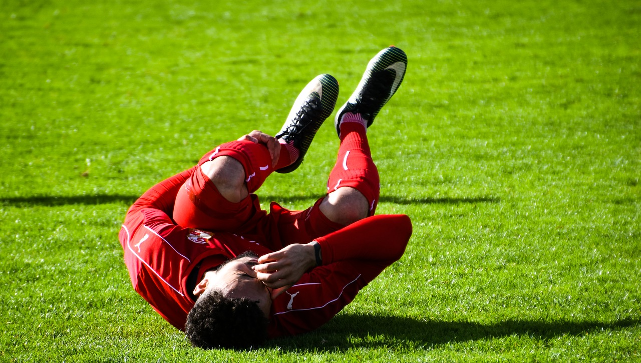 musculoskeletal injuries football workplace