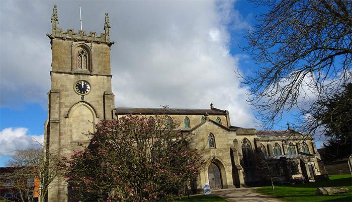 gillingham st mary's church
