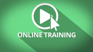 video e-learning and training banner