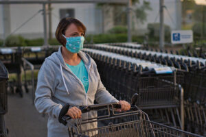 coronavirus mask shopping